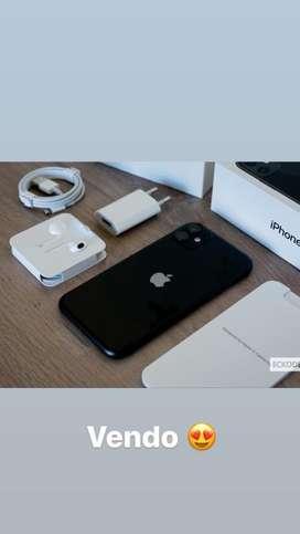 Vendo iphone 11 nuevo con todos sus acesorios