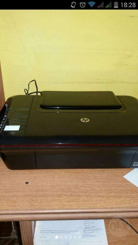 Impresora Hp 0
