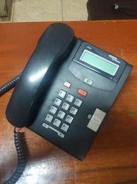 Teléfonos Digitales Nortel Abaya T7100