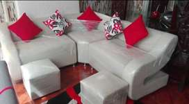Muebles en L al mejor precio y a una Excelente calidad