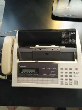 Antiguo Fax para decoración