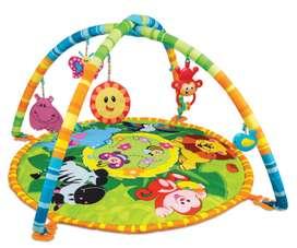 Gimnasio para bebe,  marca winfun, nuevo, desarrollo y estimulación infantil