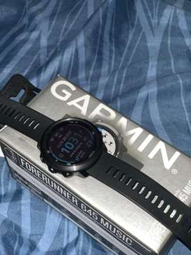 SMARTWATCH GARMIN FORERRUNER 645 music