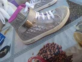 Zapatillas botines Skechers