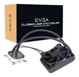Refrigeración Liquida Evga Clc 120 Rgb Led