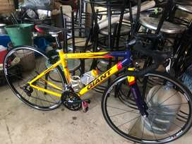 Vendo o cambio Bicicleta de ruta