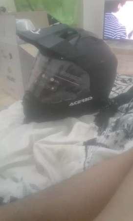 Vendo cascos acerbis reactive