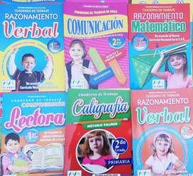 Venta de leghos armables y cuadernos de trabajo Educativos
