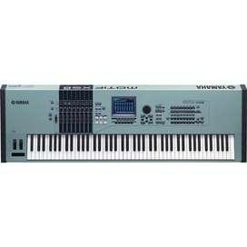 Piano Yamaha motif Xs8