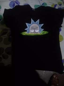 Camiseta Rick
