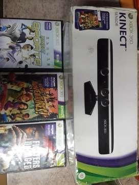 juegos Kinect x-box 360 + Juego