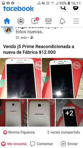 Vendo j5 Prime