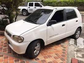 Chevrolet Alto modelo 2003