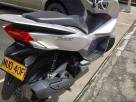 Motocicleta nueva comprada en Dic 2020 en Concesionario