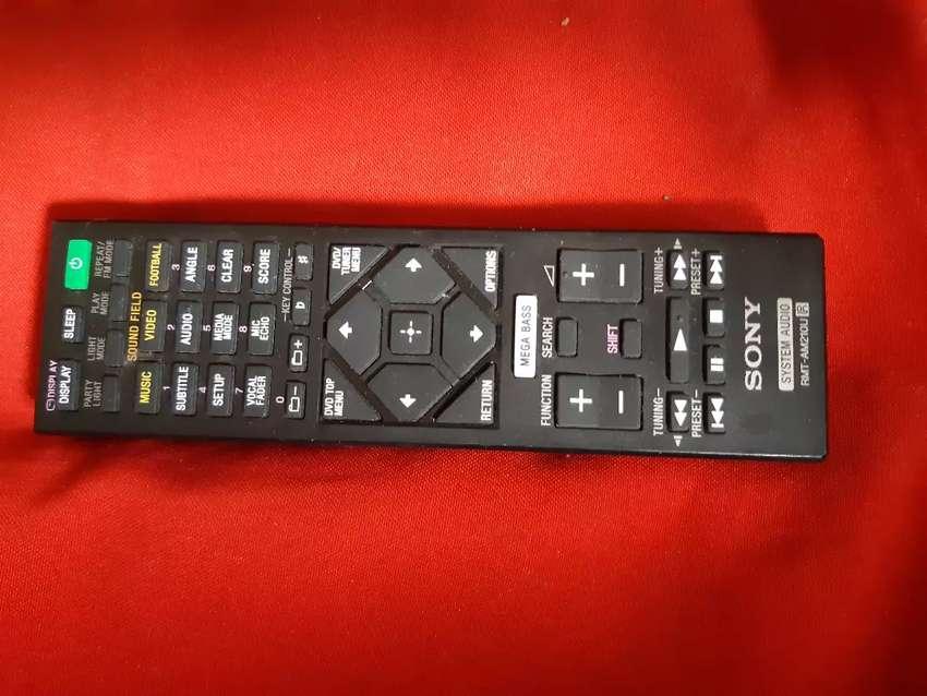 Control remoto Sony RMT-AM210U 0