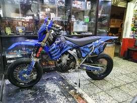 Yamaha wr 450f 2010            ktm crf yz rmz xt