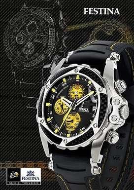 Reloj Festina Tour D France F16272 Carbono Kevlar
