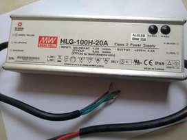 Fuente de 20v DC 4,8 Amp a 110v-220v Ac