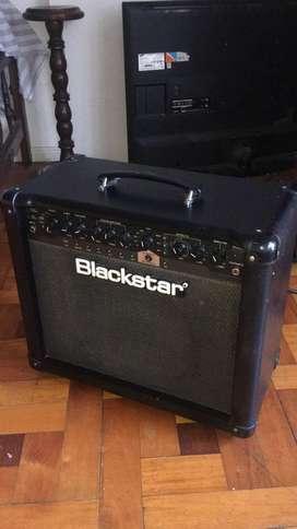 Blackstar Serie ID 15w Semi valvular