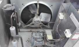 Mecánico en Refrigeración Industrial y Aire Acondicionado