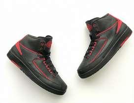 Tenis Air Retro 2 Jordan Bg  Tallas 4.5us 6 Us