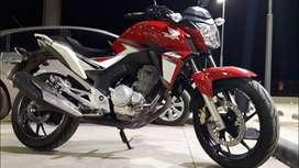 Honda twister 250 modelo 2020