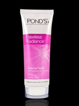 Espuma Facial Ponds Flawless Radiance -
