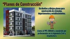 Planos de Construcción