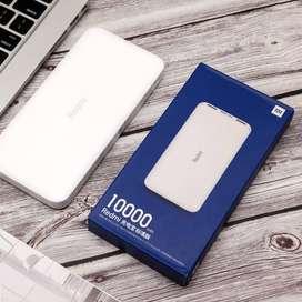 Xiaomi Redmi Power Bank 10000 Mah Cargador Batería Portátil