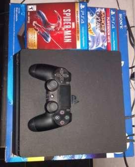 Vendo Playstation PS4 Nueva