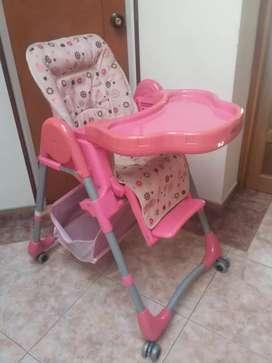 Silla/comedor para bebé