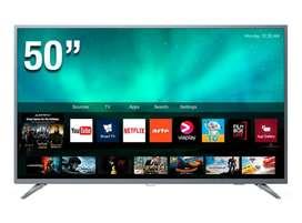 "Smart TV PHILIPS 50"" 4K Ultra HD Nuevo"