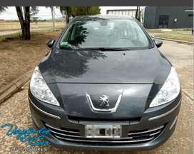Peugeot 408 2.0 Allure 2014
