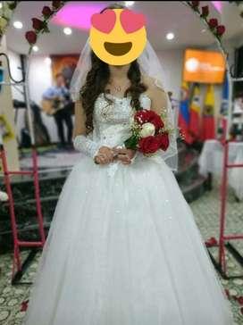 Alquilo O Vendo Vestido de Novia