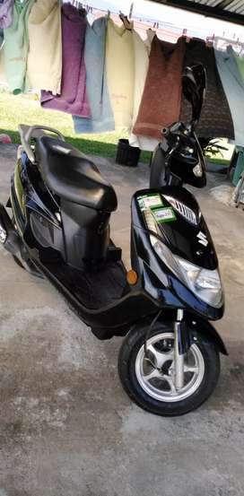 Scooter AN125 2015