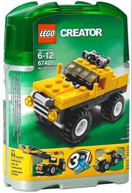 Lego Creator 6742 3 en 1 Nuevo
