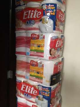 Venta de papel higienico