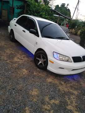 Vendo Mitsubishi Lancer Oz rally