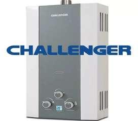 Mantenimiento calentadores Challenger