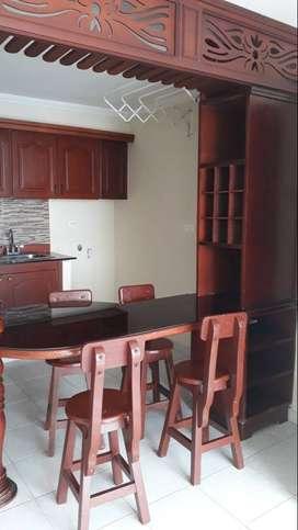 Apartamento Conjunto Cerrado Norte en Arriendo Bosques de Palermo 2 Habitaciones