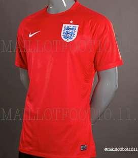 Camiseta de Inglaterra