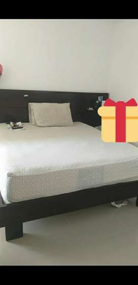 Vendo cama de 1.60 en perfecto estado