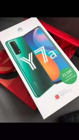 Huawei Y7a nuevo