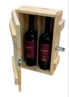 Cajas Para Vino Caja Para Vino Madera Fábrica De Cajas Vino