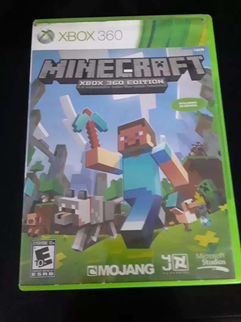 Minecraft edicion xbox 360 0