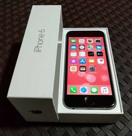 Vendo celular iPhone 6