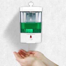 Dispensador de Jabón Automático con Sensor