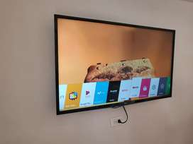 "Tv LG Smart  43"""