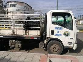 Vendo camión con puesto en cooperativa