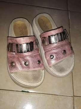 Calzado de nena